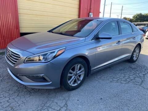 2015 Hyundai Sonata for sale at Pary's Auto Sales in Garland TX