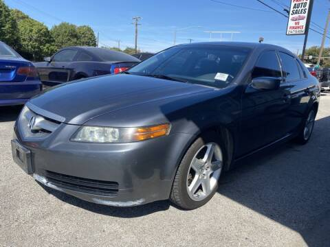 2006 Acura TL for sale at Pary's Auto Sales in Garland TX