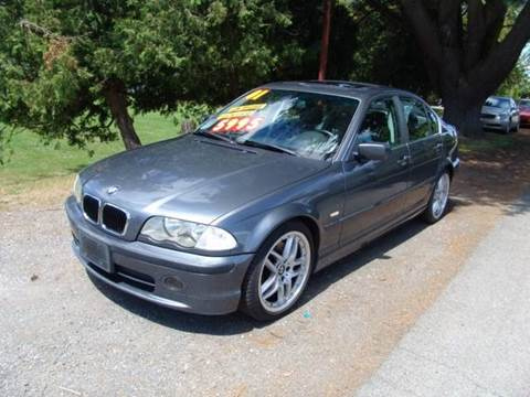 2001 BMW 3 Series for sale at M Motors in Shoreline WA