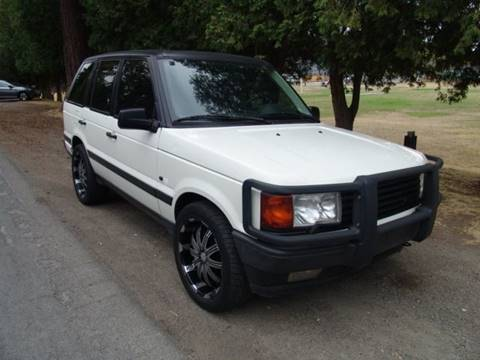 1999 Land Rover Range Rover for sale at M Motors in Shoreline WA