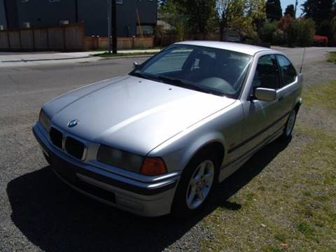 1998 BMW 3 Series for sale at M Motors in Shoreline WA