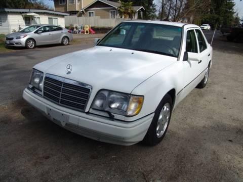 1995 Mercedes-Benz E-Class for sale in Shoreline, WA