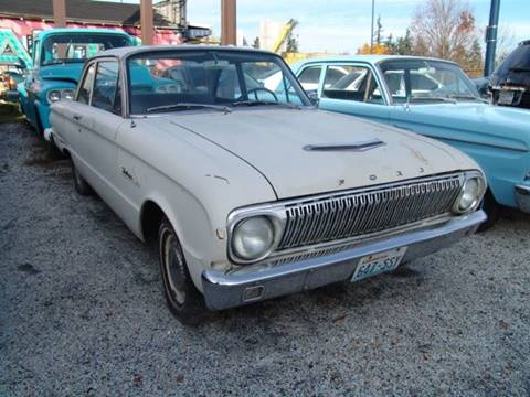 1962 Ford Falcon for sale in Shoreline, WA