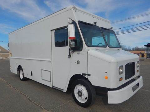 2014 Freightliner MT35 Chassis for sale in West Boylston, MA