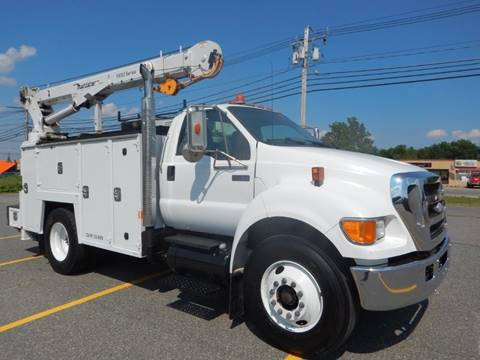 2007 Ford F-750 for sale in West Boylston, MA