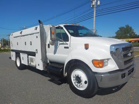 2006 Ford F-650 for sale in West Boylston, MA
