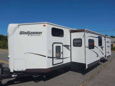 2014 Rockwood Winjammer 3006WK for sale in West Boylston, MA