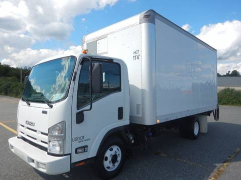 2012 Isuzu NPR HD for sale in West Boylston, MA