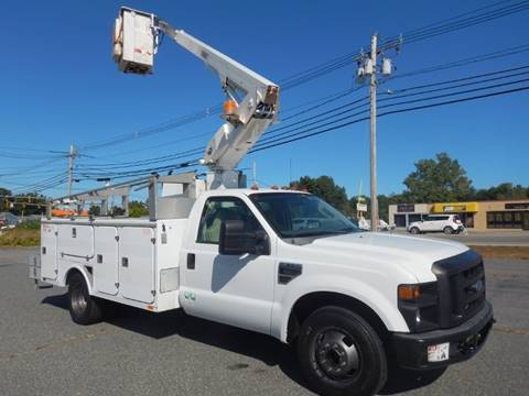 2008 Ford F-350 for sale in West Boylston, MA