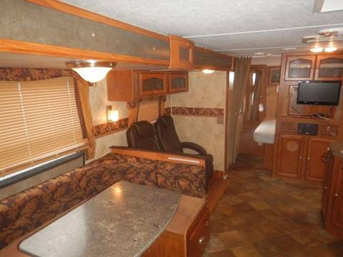 2013 Keystone Passport Grand Touring Ultra