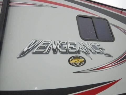 2016 Forest River Vengeance 312A
