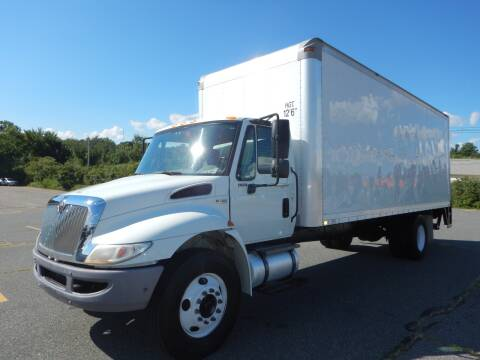 2011 International DuraStar 4300 for sale at Autowright Motor Co. in West Boylston MA