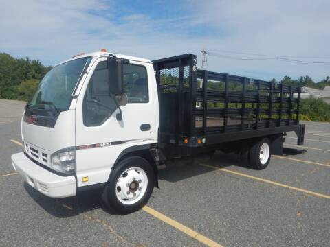 2007 GMC W4500 for sale at Autowright Motor Co. in West Boylston MA