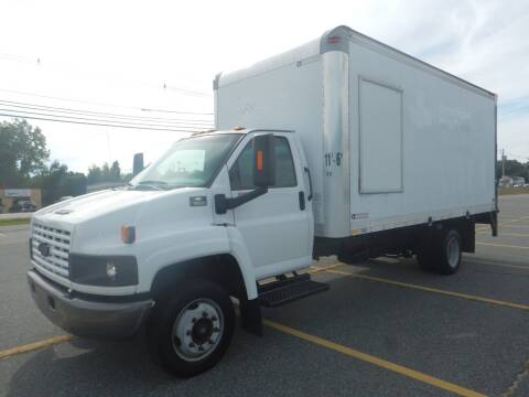 2008 Chevrolet C5500 for sale at Autowright Motor Co. in West Boylston MA
