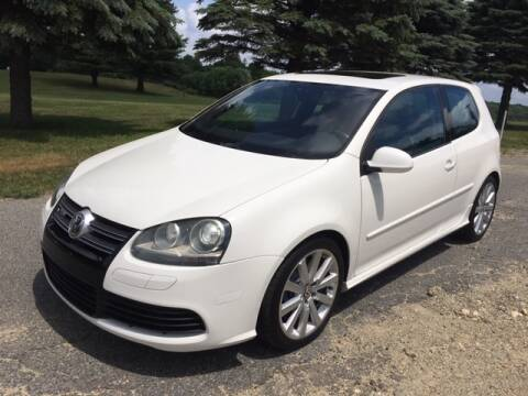 2008 Volkswagen R32 for sale at Autowright Motor Co. in West Boylston MA