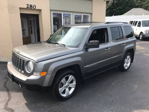 2014 Jeep Patriot for sale at Autowright Motor Co. in West Boylston MA
