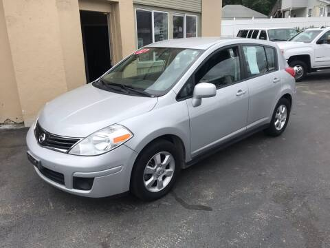 2012 Nissan Versa for sale at Autowright Motor Co. in West Boylston MA