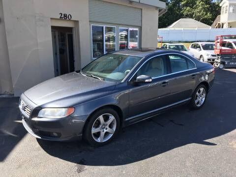 2008 Volvo S80 for sale at Autowright Motor Co. in West Boylston MA