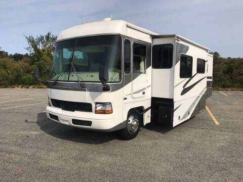 2002 Workhorse W22 for sale at Autowright Motor Co. in West Boylston MA