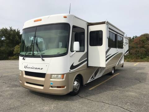 2006 Ford Motorhome Chassis for sale at Autowright Motor Co. in West Boylston MA