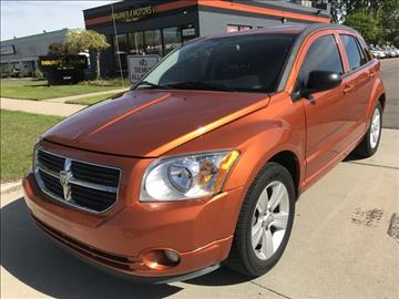 2011 Dodge Caliber for sale at PANORAMA MOTORS in Livonia MI