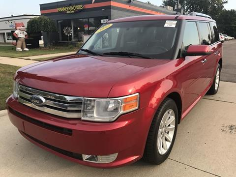2010 Ford Flex for sale at PANORAMA MOTORS in Livonia MI