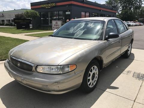 2003 Buick Century for sale at PANORAMA MOTORS in Livonia MI