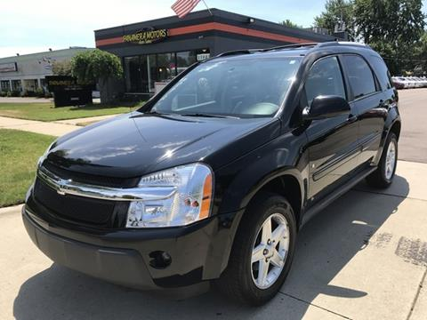 2006 Chevrolet Equinox for sale at PANORAMA MOTORS in Livonia MI