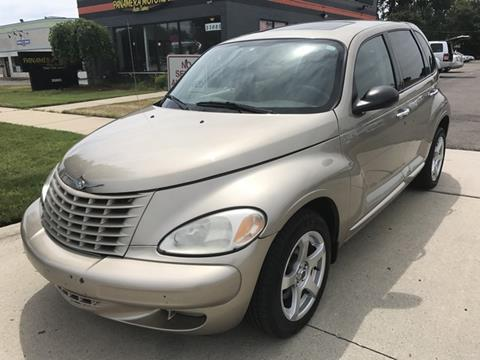 2003 Chrysler PT Cruiser for sale at PANORAMA MOTORS in Livonia MI