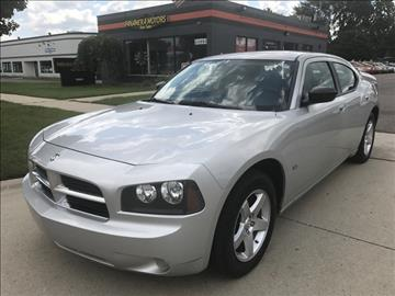 2009 Dodge Charger for sale at PANORAMA MOTORS in Livonia MI
