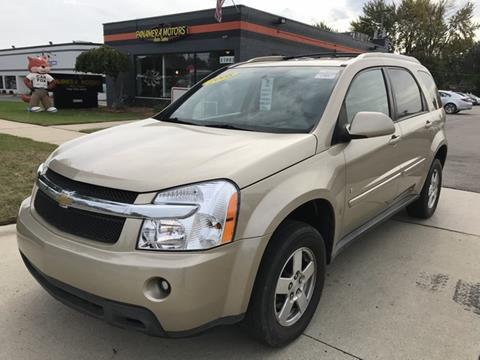 2008 chevrolet equinox for sale in michigan. Black Bedroom Furniture Sets. Home Design Ideas