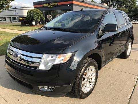 2009 Ford Edge for sale at PANORAMA MOTORS in Livonia MI