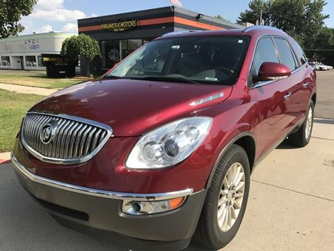 2008 Buick Enclave for sale at PANORAMA MOTORS in Livonia MI