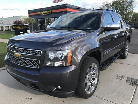 2011 Chevrolet Avalanche for sale at PANORAMA MOTORS in Livonia MI