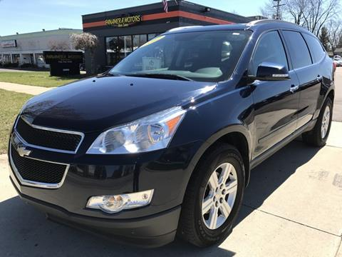 2012 Chevrolet Traverse for sale at PANORAMA MOTORS in Livonia MI