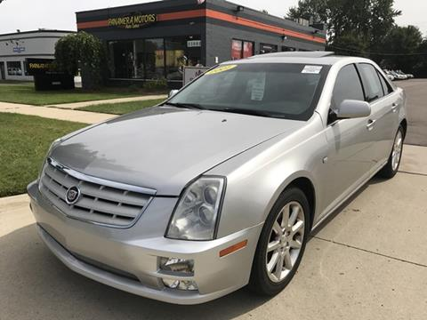 2007 Cadillac STS for sale at PANORAMA MOTORS in Livonia MI