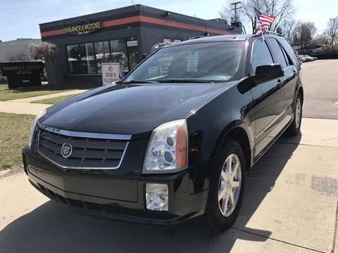 2005 Cadillac SRX for sale at PANORAMA MOTORS in Livonia MI