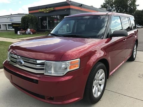 2009 Ford Flex for sale at PANORAMA MOTORS in Livonia MI