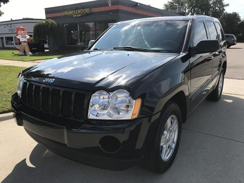 2007 Jeep Grand Cherokee for sale at PANORAMA MOTORS in Livonia MI