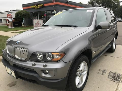 2004 BMW X5 for sale in Livonia, MI