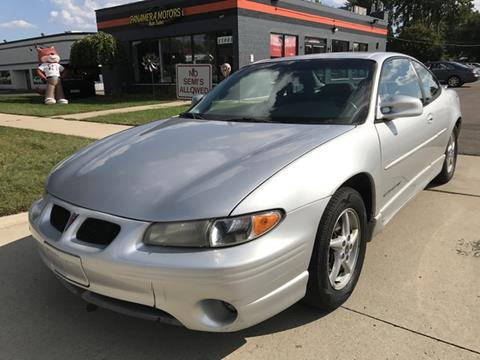 2001 Pontiac Grand Prix for sale in Livonia, MI