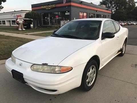 2002 Oldsmobile Alero for sale in Livonia, MI