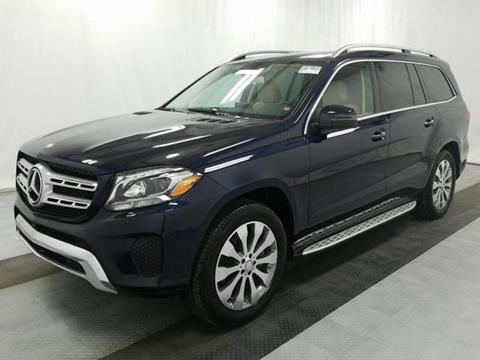 2017 Mercedes-Benz GLS for sale at PANORAMA MOTORS in Livonia MI
