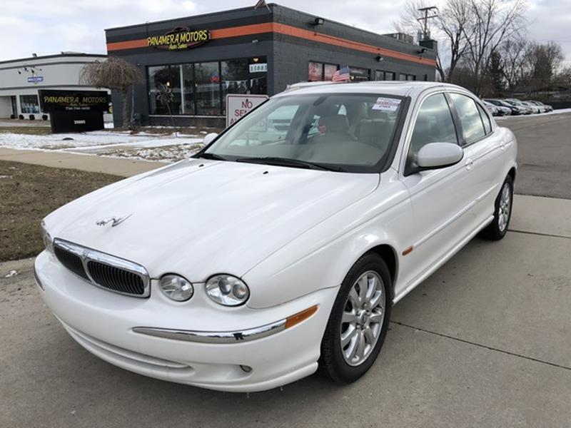 Used 2003 Jaguar X Type