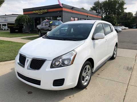2009 Pontiac Vibe for sale in Livonia, MI