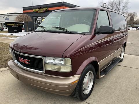 2003 GMC Safari for sale in Livonia, MI