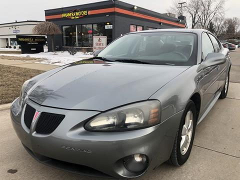 2008 Pontiac Grand Prix for sale in Livonia, MI