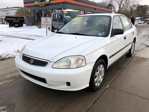 2000 Honda Civic for sale in Livonia, MI