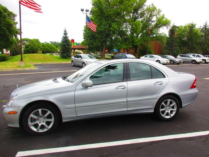 2007 Mercedes-Benz C-Class AWD C 280 Luxury 4MATIC 4dr Sedan - New Hope MN