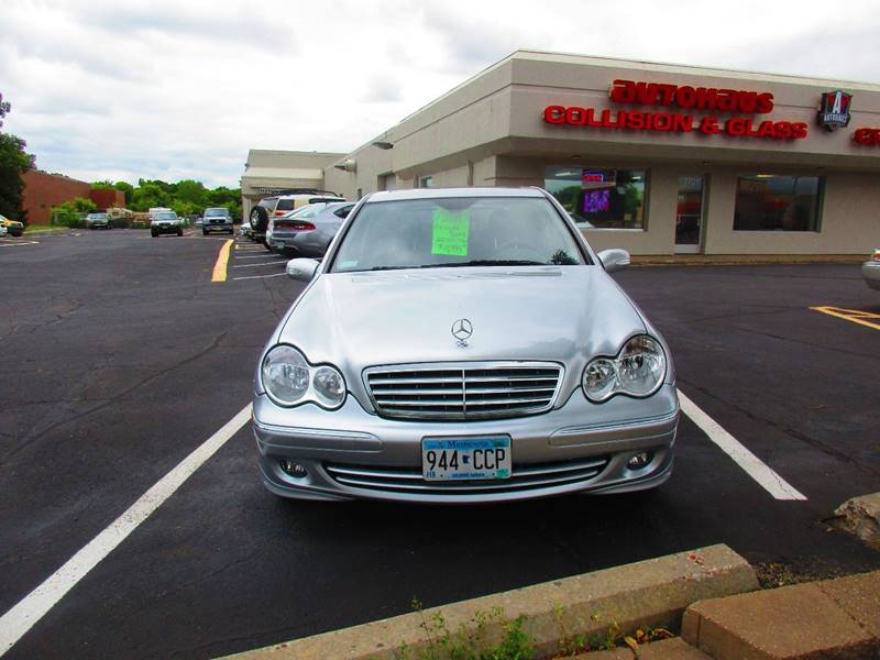 2007 Mercedes-Benz C-Class AWD C 280 Luxury 4MATIC 4dr Sedan - New Hope MN